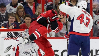 Capitals Beat Hurricanes 3-2 to Clinch Playoff Spot