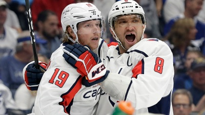 One of the Greats: Ovechkin Hits Another 50-Goal Season
