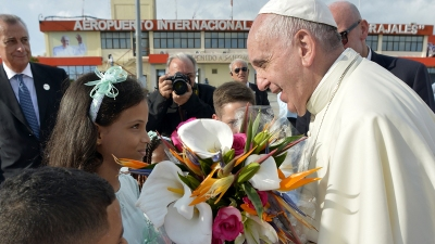 White House Invites 15K People for Pope Arrival