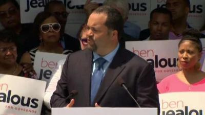 Maryland Candidate Jealous Apologizes for Using Expletive