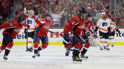 Holtby Shines as Mason's Mistake Gives Capitals Game 2 Win