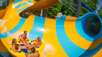 1st Day of Summer at Water Country USA