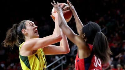 Mystics Lose 98-82 to Seattle Storm, Finals End at Game 3