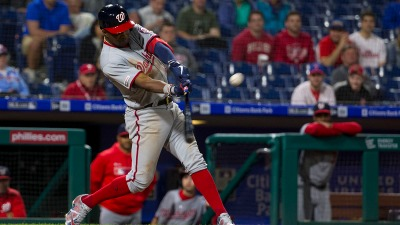 3 Things to Watch for as Nats Begin Series vs. Phillies