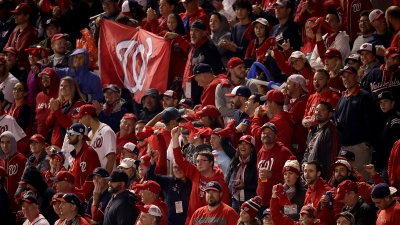 'This Is Truly Special': Nats in 1st World Series