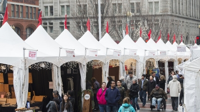 Holiday Markets in DC, Maryland and Virginia