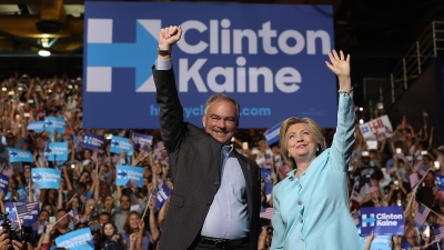 Kaine Brings Steady Hand, Confidence to Clinton Ticket