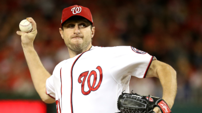 Scherzer May Not Be Ready for Opening Day