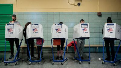 It's The Last Day for Virginians to Register to Vote