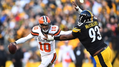 Baltimore Ravens Sign Robert Griffin III to 1-Year Deal