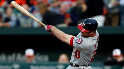 Battle of the Beltways Comes to Nats Park for 3rd Game