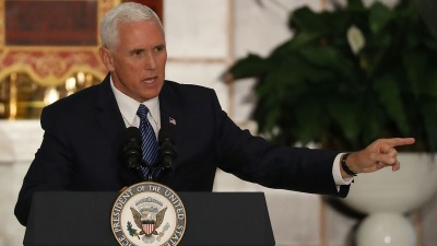 Pence to Campaign for Ed Gillespie in Southwest Virginia