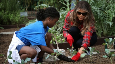 White House to Hold Garden Tours April 14-15