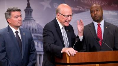 Congress OKs Bill Banning Guantanamo Detainees From U.S.