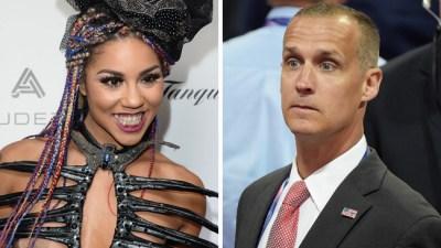 Singer Files Sex Assault Complaint Against Former Trump Aide