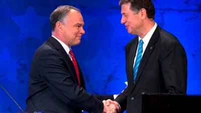 Revisiting Kaine, Allen's High Stakes Final Debate