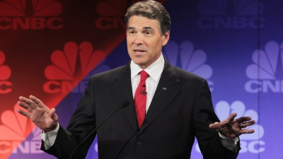 Perry Doesn't Make Virginia Primary Ballot