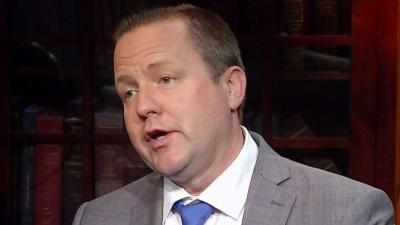 Corey Stewart: Hillary Clinton Is Going to Sink Tim Kaine