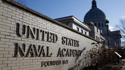 Naval Academy Opens Art Exhibit to the Public