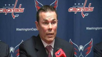Oates, McPhee, Leonsis Reminisce On Caps' Past