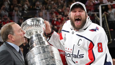 Capitals to Celebrate Stanley Cup at White House Monday