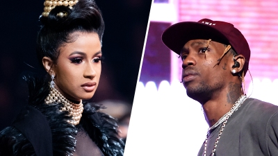 Cardi B, Travis Scott to Headline Made in America Festival