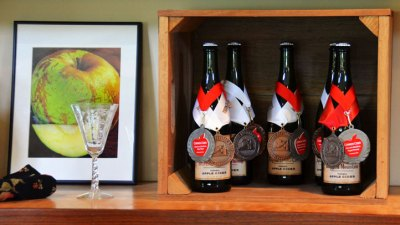 Wine Wednesday: Albemarle Ciderworks