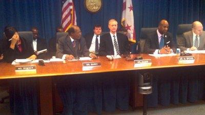 Sherwood: Brown Abandons Bid to Return to D.C. Council