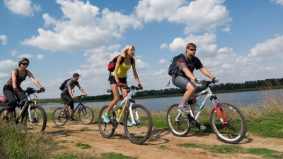 Tour de Chesapeake in Va. River Country