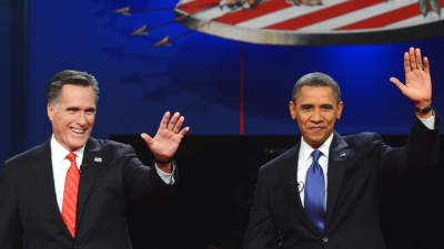 Opinion: Obama and Romney Deadlocked in Virginia