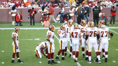 Redskins Endorse Expansion of Maryland Gambling