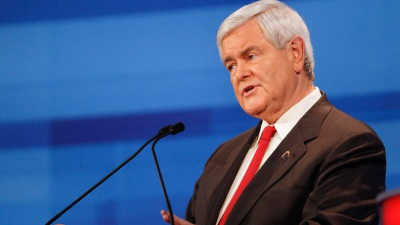 Gingrich Campaign Compares Primary Problems to Pearl Harbor