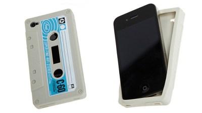 The iPhone Cassette Case