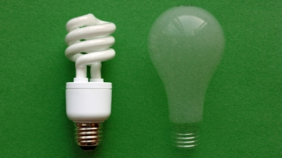 Sherwood's Notebook: Let There Be Light... Bulbs!