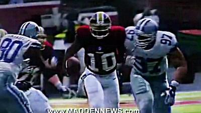 """Watch RGIII, Redskins In """"Madden 13"""" Demo"""