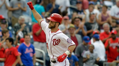 Bryce Harper Wins National League MVP Award