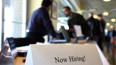 PM Read: Unemployment Rate Drops in D.C., Md., Va.