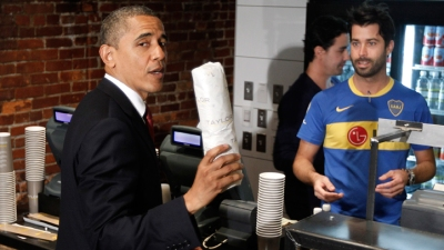 PM Read: Obama Effect on Hoagies