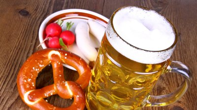 Oktoberfest in Shirlington Oct. 5