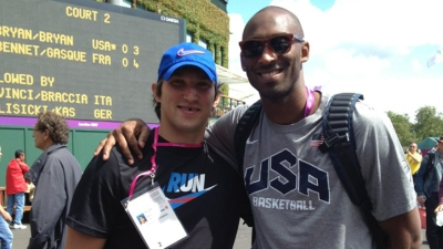 Ovi at the Olympics: Kobe Edition