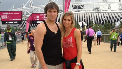 Alex Ovechkin At The Olympics, Part II: Fraternizing With The Enemy