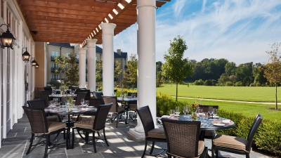 Nearby Luxury at Middleburg's Salamander Resort