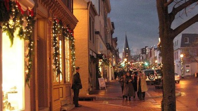 Annapolis Holiday Candlelight Stroll