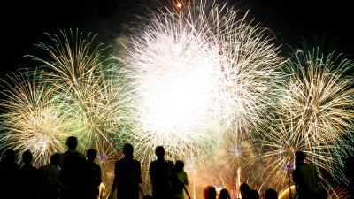 Rained Out? Find Rescheduled Fireworks Shows