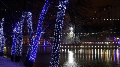 Life Illuminated at Meadowlarks Winter Walk of Lights