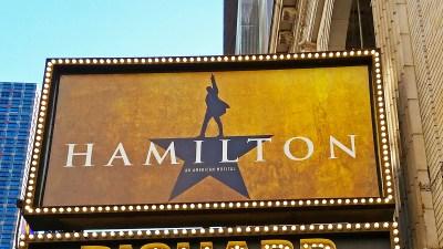 Single Tickets for 'Hamilton' in Virginia on Sale Next Week