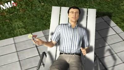 Dan Snyder Gets Animated