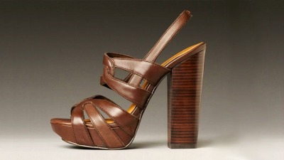 A Stacked Heel to Carry You Into Fall
