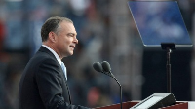 PM Read: Kaine Skirts Gay Marriage Questions