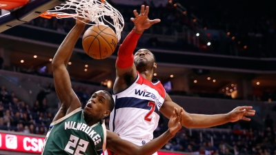 Wizards Guard John Wall Undergoes Knee Surgery